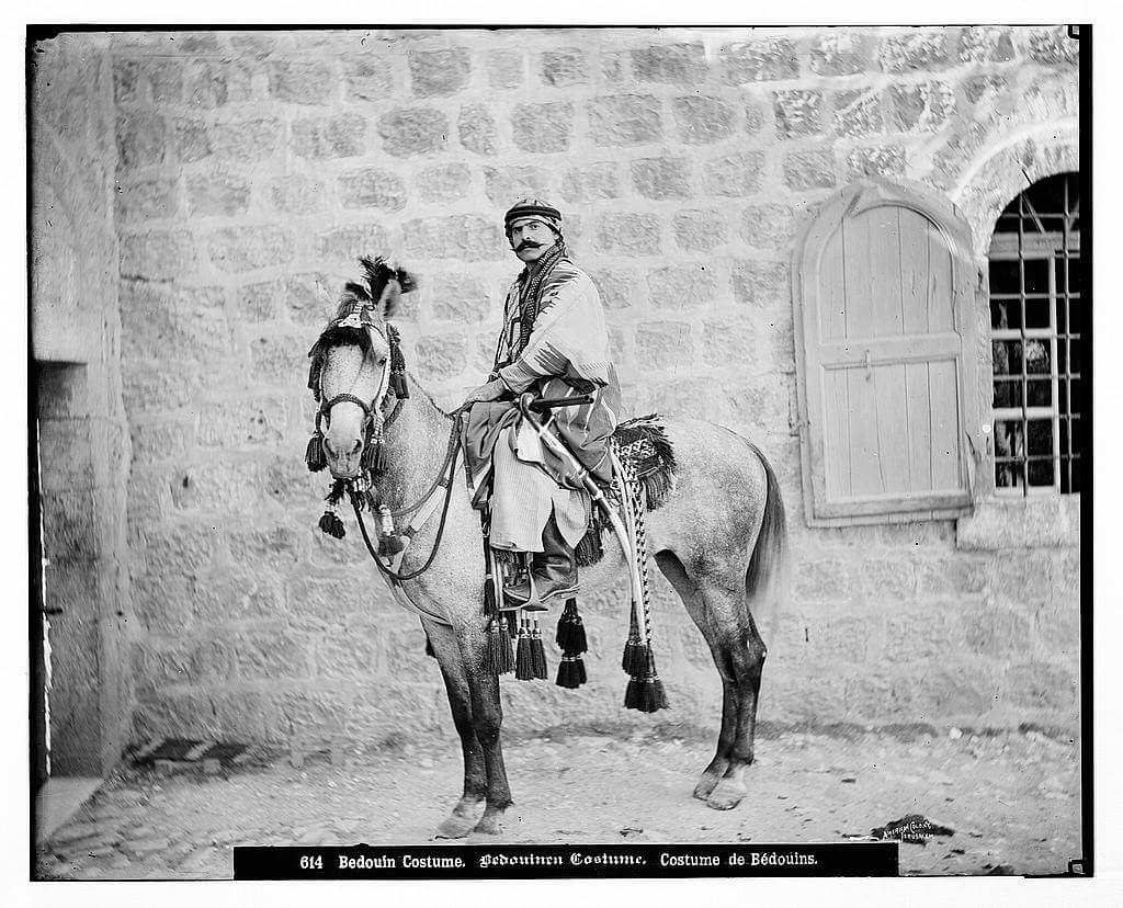 Bedouin costume