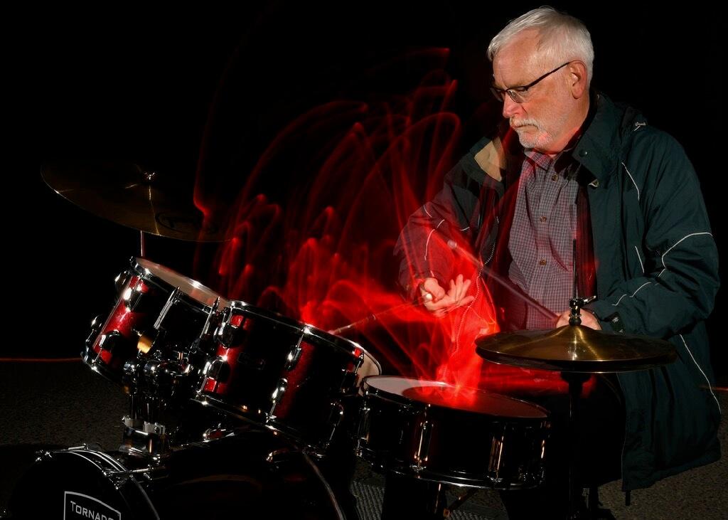 Stephen Orlando / Al Orlando - Drum Solo