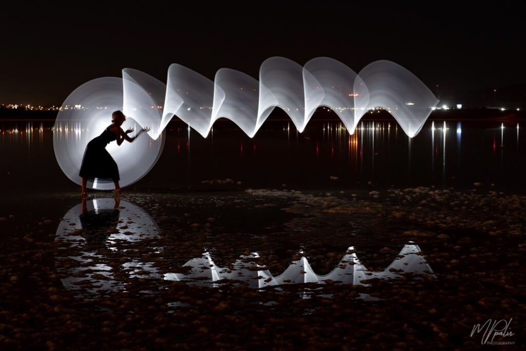 Michalis Ppalis - light painting