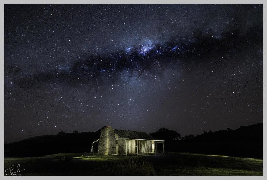 Pete Wilson - Brayshaws Hut