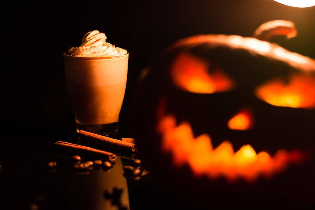Theo Crazzolara - Pumpkin Spice Drink