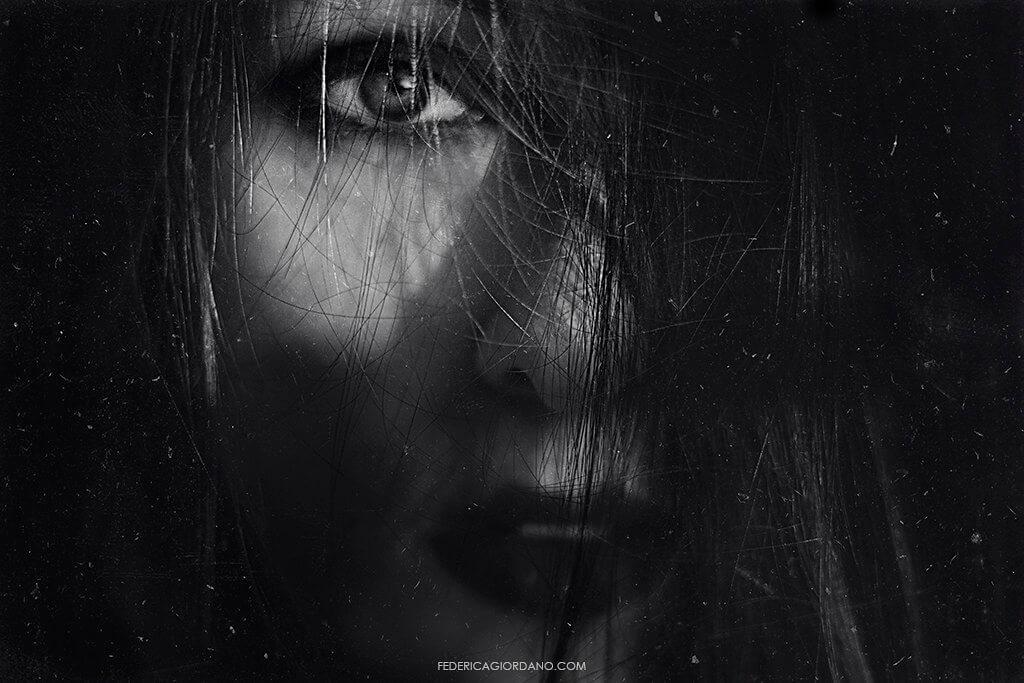 Federica Giordano - closeup portrait