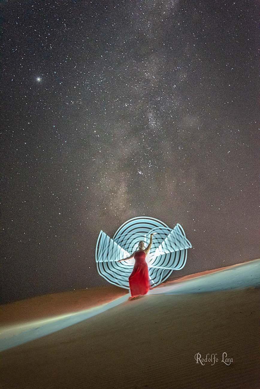 Rodolfo Lara de la Fuente - Luces Desierto