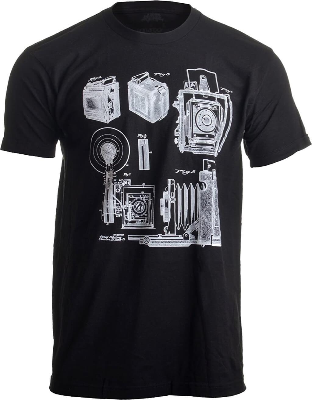 1938 Graflex Camera Shirt