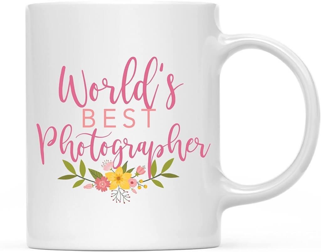 best photographer mug
