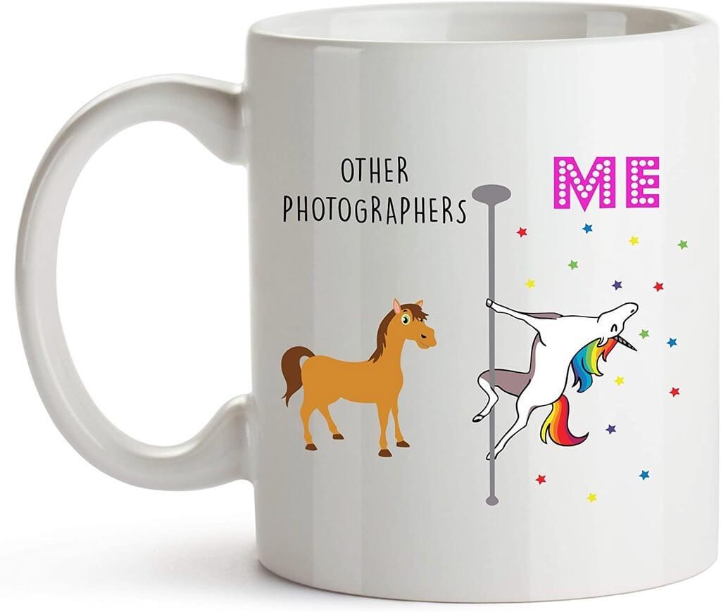 unicorn mug