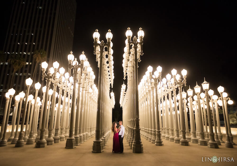 Night Portraits at LACMA