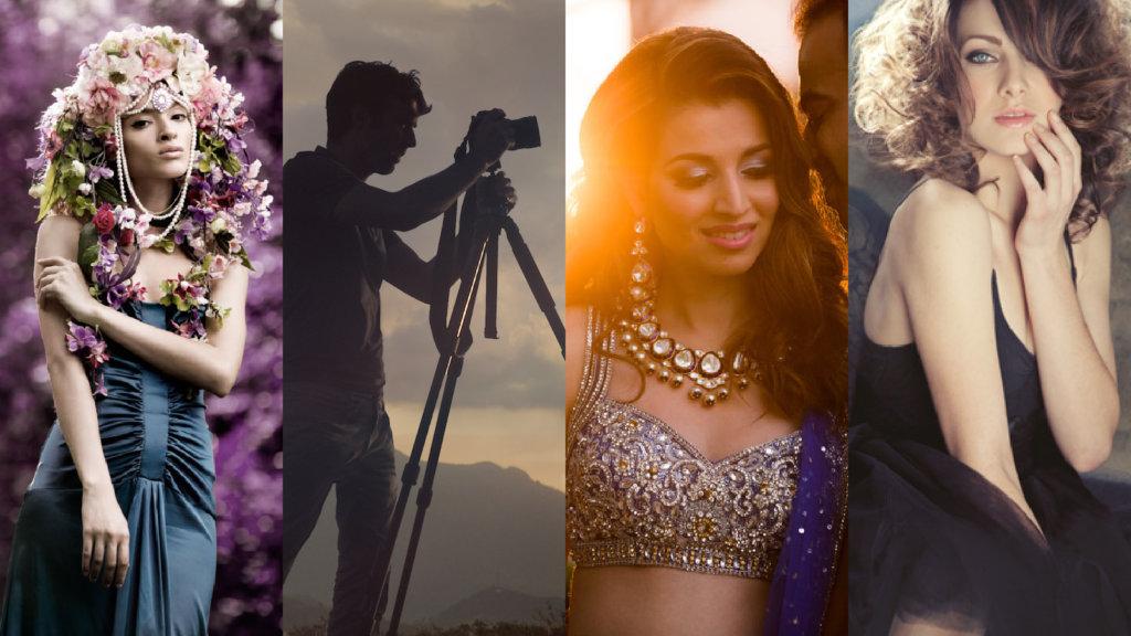 4 portraits for inspiration
