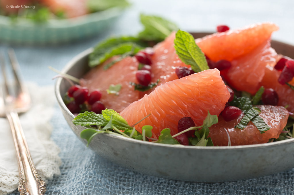 food photography tips for grapefruit Before