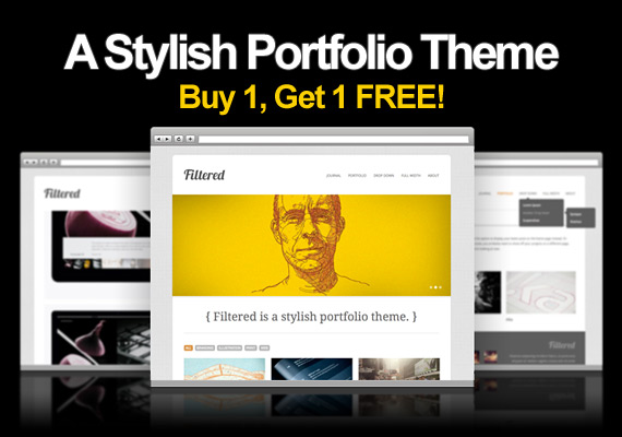 An Amazing Portfolio WordPress Theme